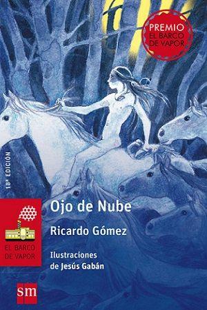 """""""Ojo de Nube"""" de Ricardo Gómez, libro protagonista del Club de Lectura de la librería Satos Ochoa de Salamanca"""