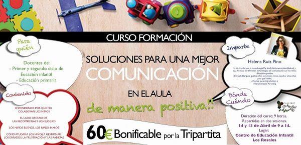 Curso para mejorar la comunicación en el aula en Los Rosales
