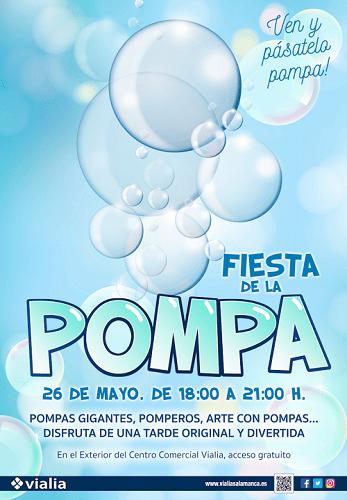 Fiesta de la pompa en Vialia