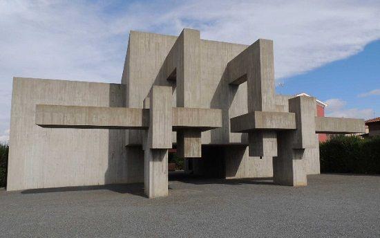Museo del Hormigón - Ángel Mateos de Doñinos