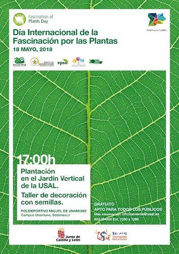 Celebra el día de la Fascinación por las Plantas