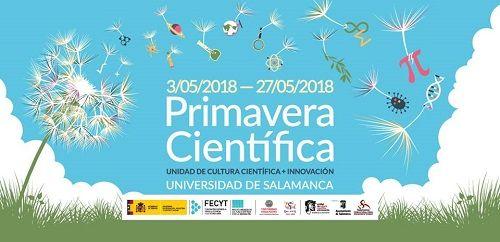 Primavera Científica de la Universidad de Salamanca