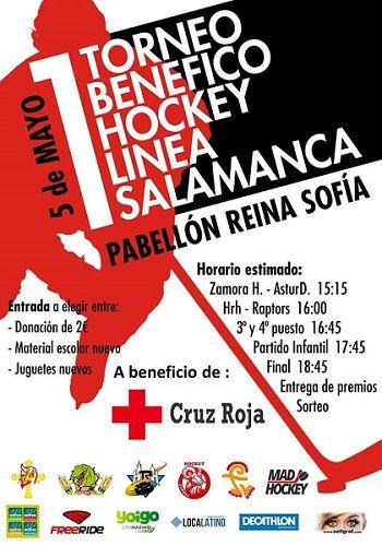 Torneo Benéfico Hockey a favor de Cruz Roja