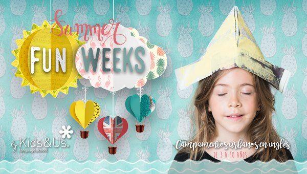 Summer Fun Weeks en Kids & Us