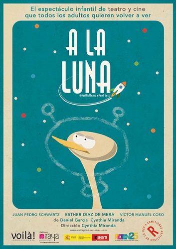 """""""A la luna"""", espectáculo infantil en el Teatro Liceo"""