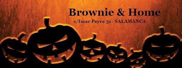Talleres de repostería en Halloween en Brownie & Home
