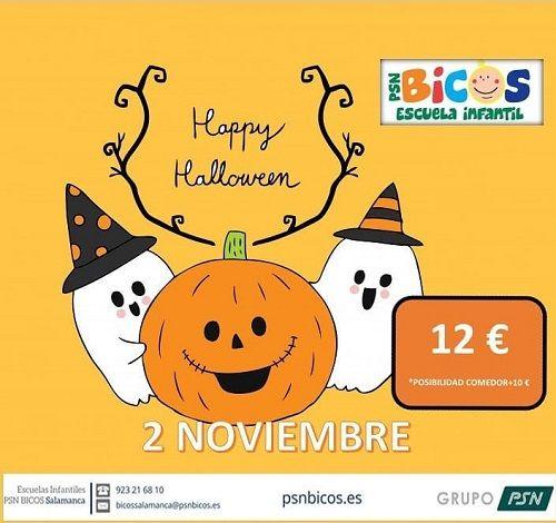 Happy Halloween en Bicos