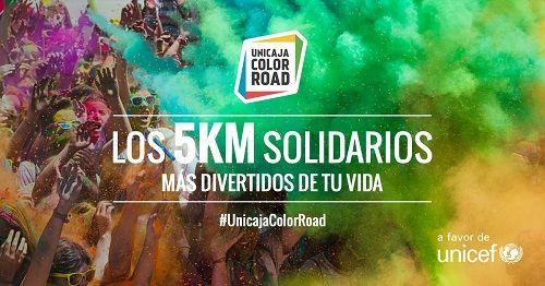 Unicaja Color Road Salamanca