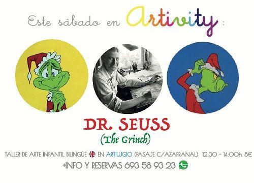 Dr. Seuss en el Artivity