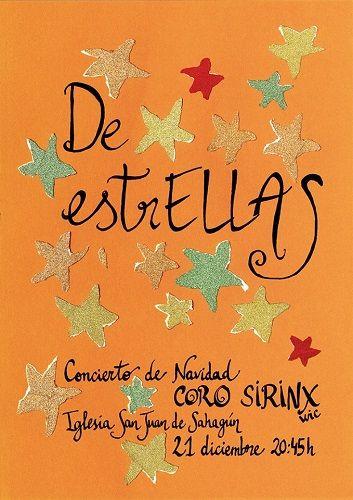 Concierto de Navidade del Coro de Sirinx