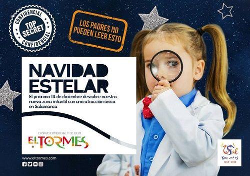 Navidad estelar en El Tormes