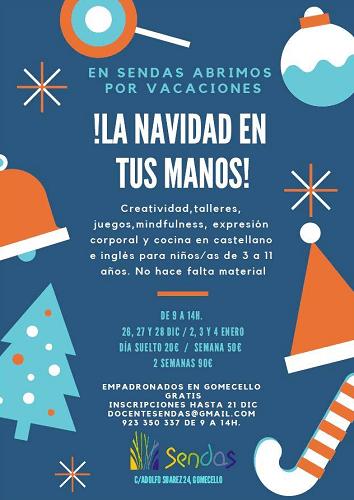 Agenda Hqc Especial Navidad 2018 Planes Navidenos En Salamanca