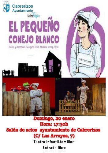 Teatro familiar en Cabrerizos