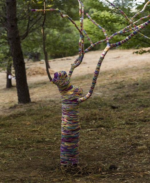 "Taller infantil ""Land art"""