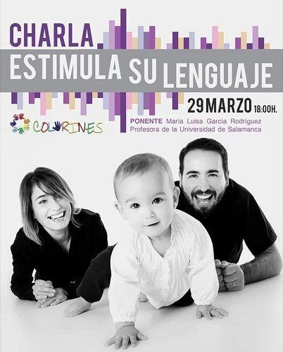 """Charla """"Estimula su lenguaje"""" en el Centro Infantil Colorines"""