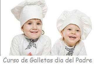 Curso de galletas del Día del Padre en Brownie & Home