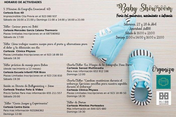 Baby Showroom en el Apartahotel Hall88