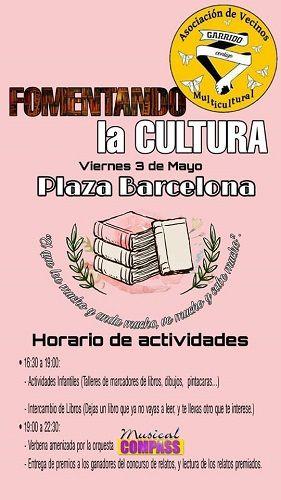 Fomentando la cultura en Garrido