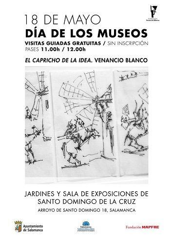 Visitas guiadas gratuitas en la Fundación Venancio Blanco