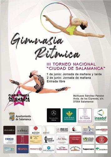 III Torneo Nacional Ciudad de Salamanca de Gimnasia