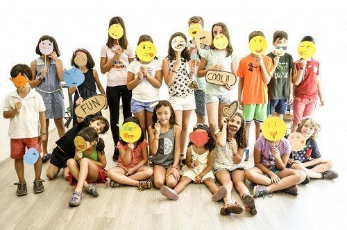 """Campamento urbano """"Little Artists 2019"""" en Espacio Nuca"""