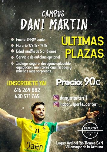 Campus Dani Martin