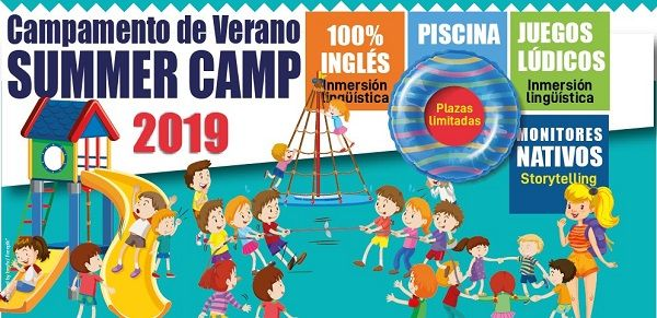 """Summer Camp"" en Ian & Eoin School of Languages"