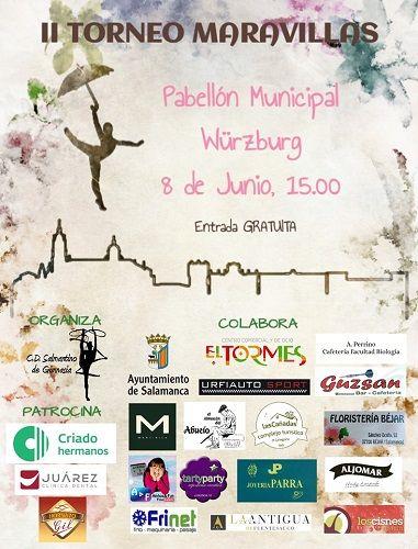 II Torneo Maravillas de Gimnasia en el Würzburg