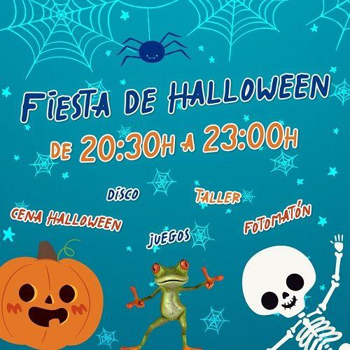 Fiesta de Halloween en La Piñata Charra