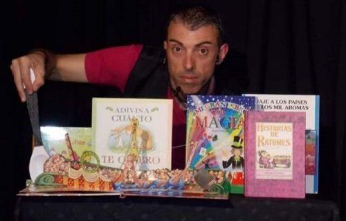 Magia para niños en la librería Musarañas