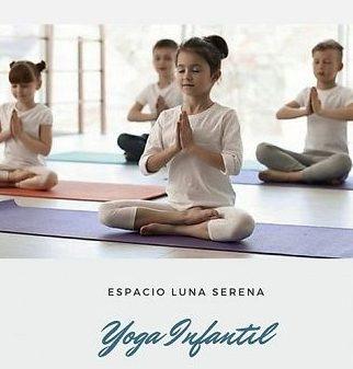 Yoga infantil con Luna Serena