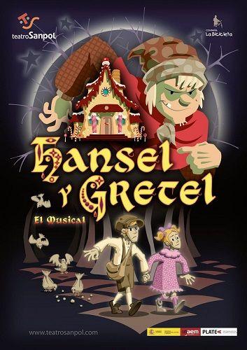 Hansel y Gretel, teatro familiar en el Liceo