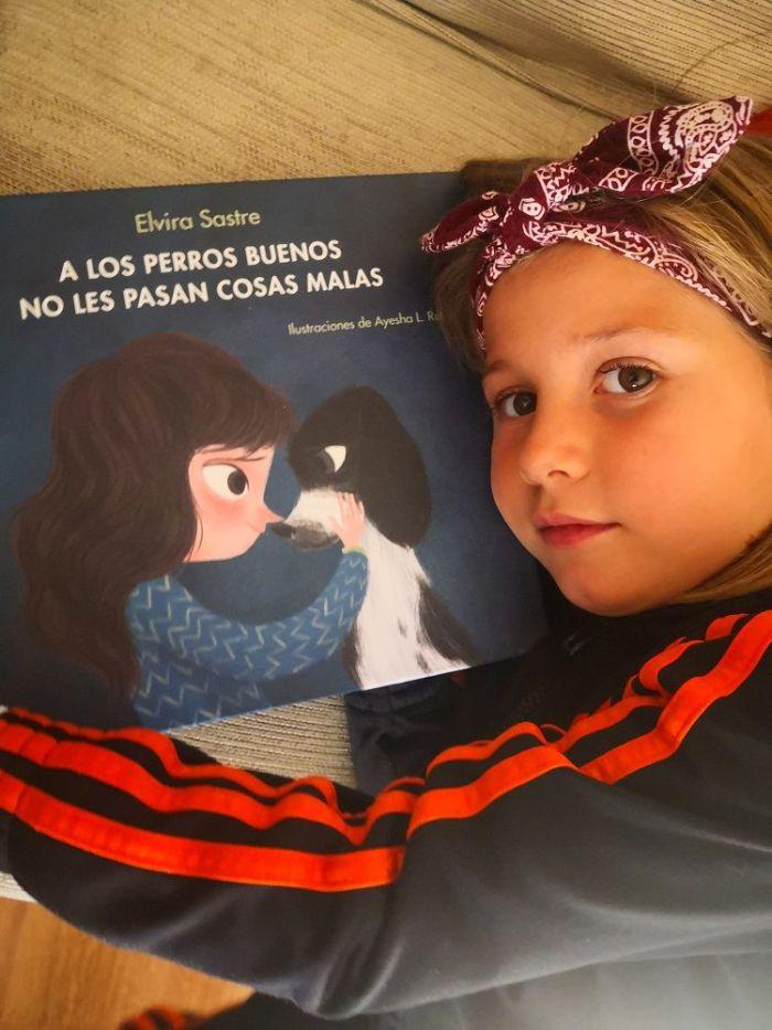 La historia de Tango y la forma de contarla de Elvira Sastre nos ha robado el corazón