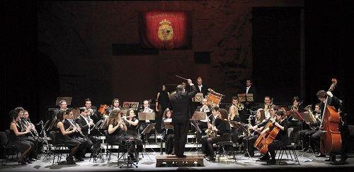 Concierto de la Banda Municipal de Música en el Liceo