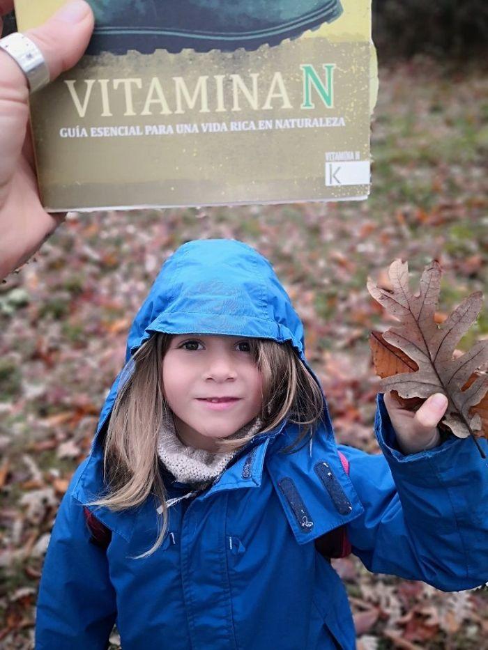 Vitamina N, Guía esencial para una vida rica en naturaleza
