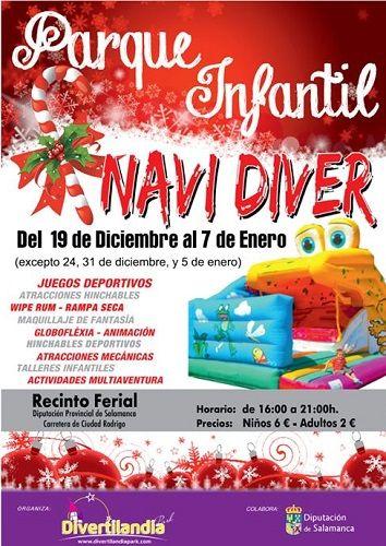 Parque Infantil Navidiver