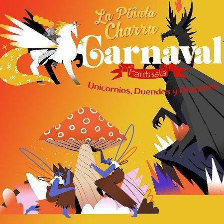 Campamento de Carnaval en La Piñata Charra