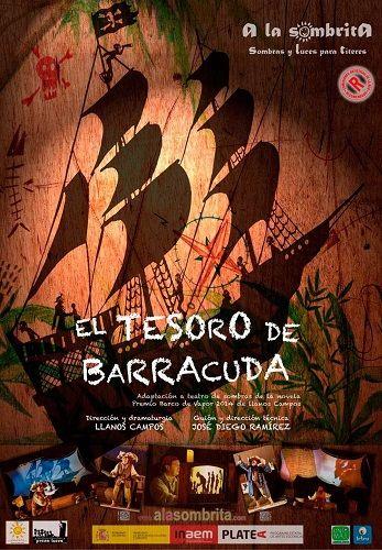 """Teatro infantil """"El Tesoro de Barracuda"""" en el Liceo"""