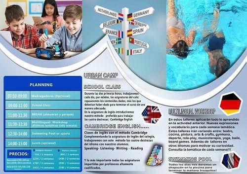 «Multilingual Camp» en el Centro Infantil Bilingüe Chiquitines