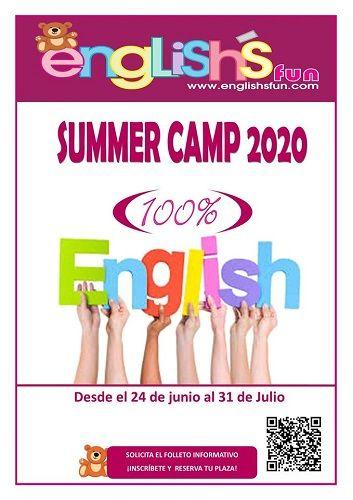 Summer Camp 2020 en English Fun
