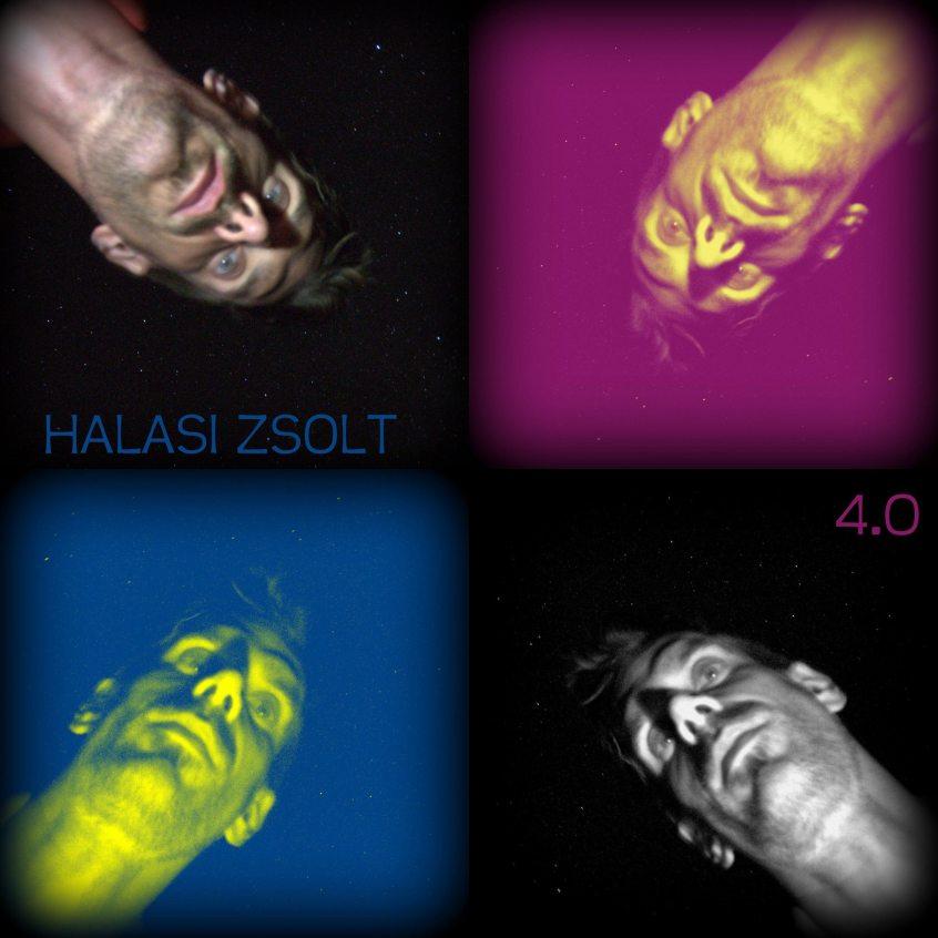 Ebneth Zsolt: Halasi Zsolt 4.0 (csomagolópapír)