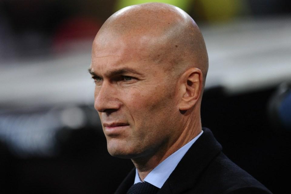 Zinedine Zidane oo fariin u diray tababaraha cusub ee Real Madrid Julen Lopetegui