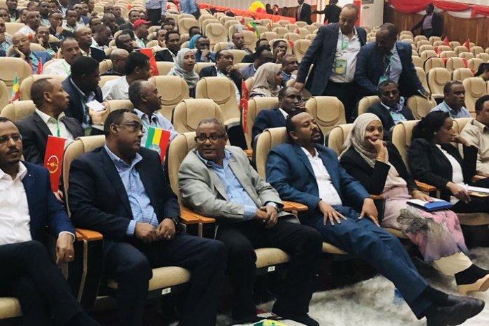 Ra'iisul Wasaare Abiy Axmed oo mar kale loo doortay guddoomiyaha xisbiga EPRDF