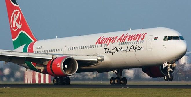 Shirkadda Kenyan Airways oo dib u dhigtay duulimaadyadii ay ka bilaabi laheyd Muqdisho