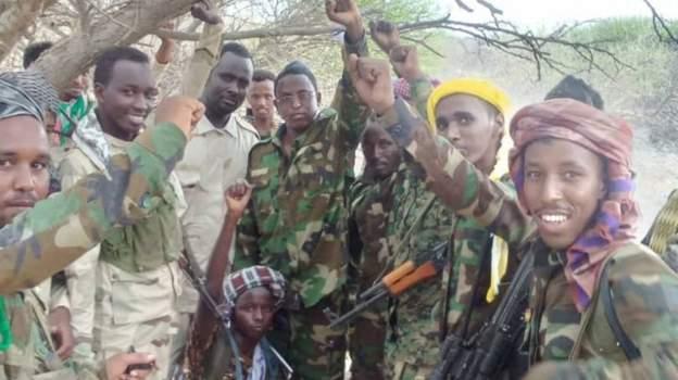 CXD oo Kooxda al-Shabaab Kala Wareegay Deegaanno Ka Tirsan GalMudug