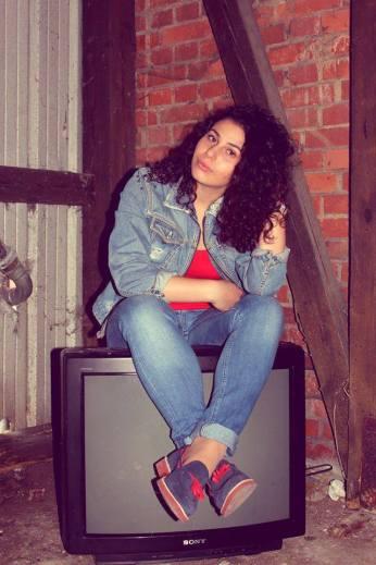 Anna ist in Nürnberg aufgewachsen (Foto: privat)