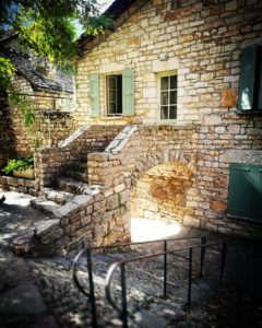Urlaubstagebuch #5: Sainte-Énimie 1