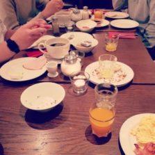 Ein letztes Mal.... Frühstücken! 1
