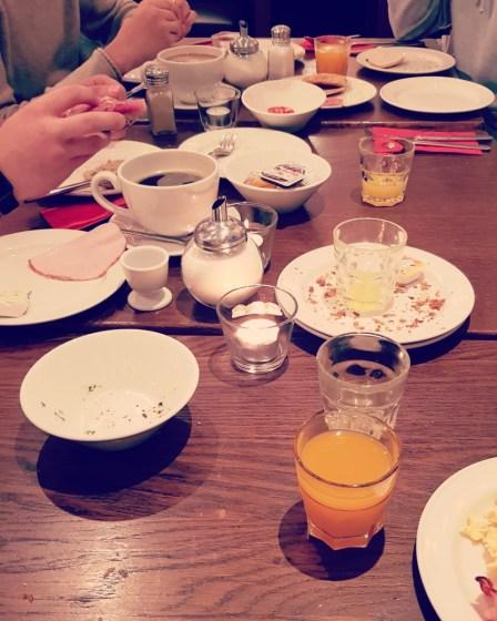 Ein letztes Mal.... Frühstücken! 42
