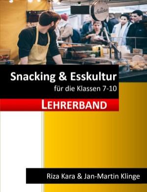 Snacking und Esskultur Lehrerband